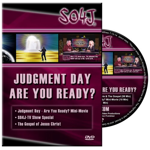 Judgment Day - Are You Ready?