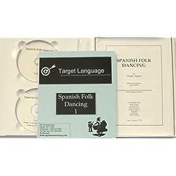Spanish Folk Dancing 1 (DVD/CD/Manual)