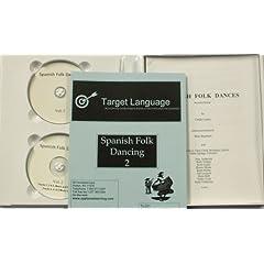 Spanish Folk Dancing 2 (DVD/CD/Manual)
