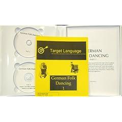 German Folk Dancing 1 (DVD/CD/Manual)