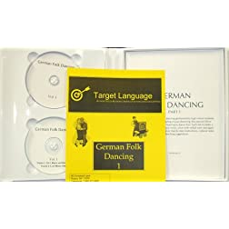 German Folk Dancing 1 (DVD/CD/Manual)