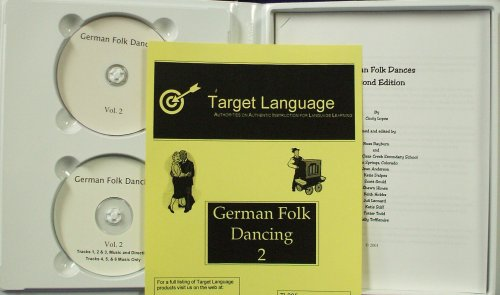 German Folk Dancing 2 (DVD/CD/Manual)