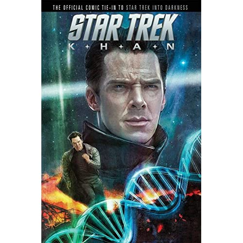 Star Trek: Khan (Star Trek (IDW)) - Paperback NEW Mike Johnson(Au 2014-06-05