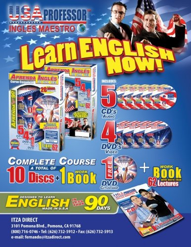 Learn English USA Professor