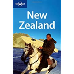 New Zealand (Lonely Planet Country Guide)