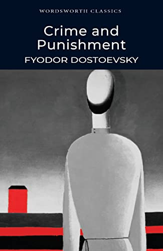 Crime and Punishment-F.M. Dostoevsky, Keith Carabine, Keith Carabine