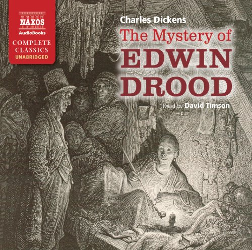 The-Mystery-of-Edwin-Drood-Charles-Dickens-NEW-Audio-Compact-Disc-Unabridged