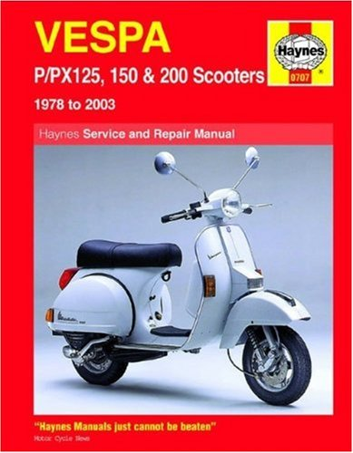 Vespa-P-PX-125-150-200-Service-Repair-Manual-1978-2009-Pete-Shoemark