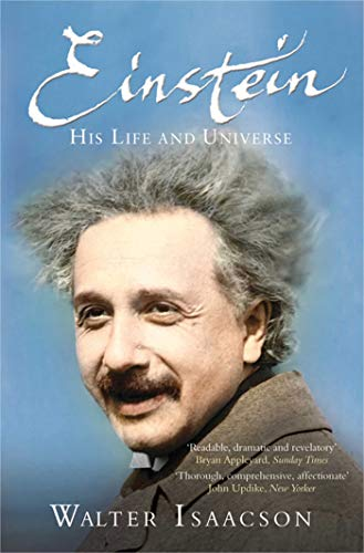 Einstein: His Life and Universe-Walter Isaacson