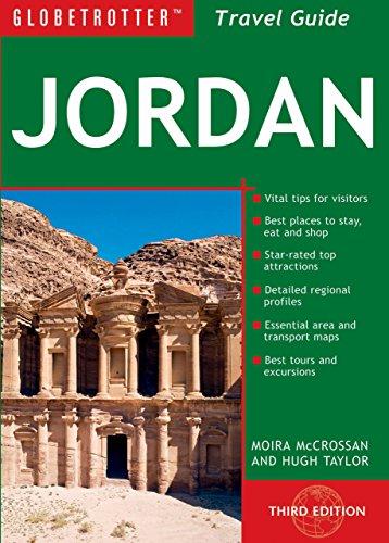 Jordan (Globetrotter Travel Pack)-Moira McCrossan, Hugh Taylor