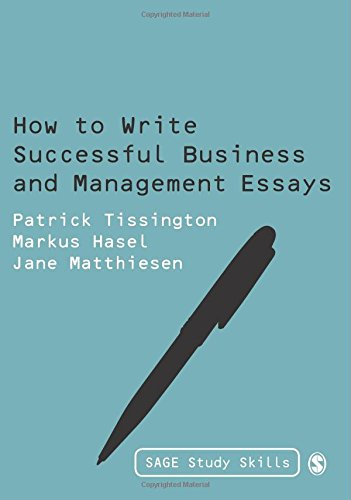write successful business management essays Get the how to write successful business and management essays at microsoft store and compare products with the latest customer reviews and ratings download or ship for free.