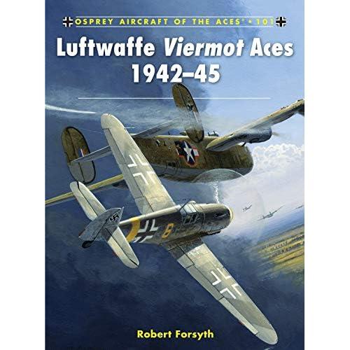 Luftwaffe-Viermot-Aces-194245-Paperback-NEW-Robert-Forsyth-2011-11-20