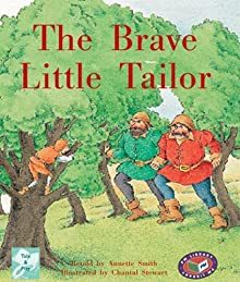 comparing grimms the brave little tailor