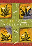 cover of 'The Four Agreements' by Don Miguel Ruiz