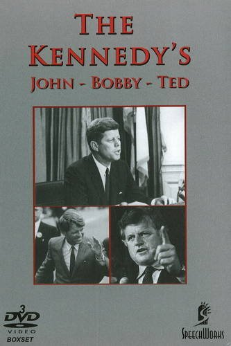 The Kennedys: John, Bobby, Ted