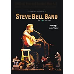 Steve Bell Band in Concert: Special Edition Double DVD Set