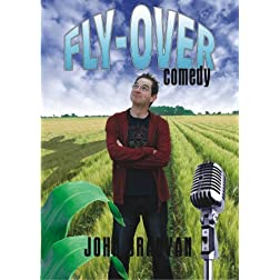 John Branyan: Fly-Over Comedy - DVD