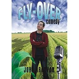 John Branyan: Fly-Over Comedy - DVD