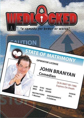 John Branyan: WedLocked - DVD