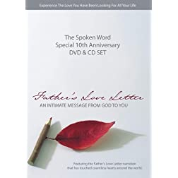 Father's Love Letter - Special Edition - DVD and CD