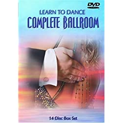 Learn to Dance Complete Ballroom
