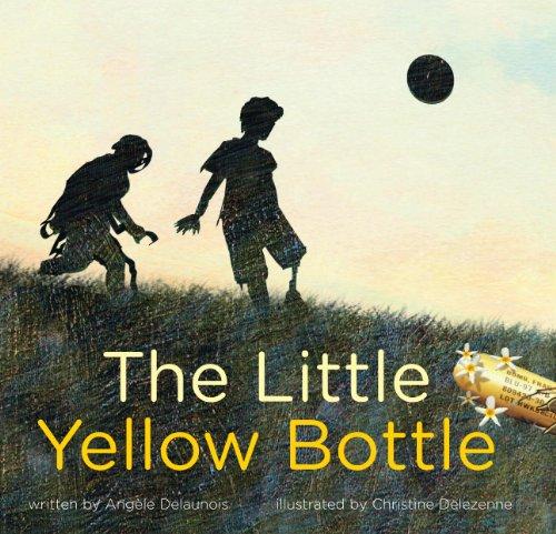 The Little Yellow Bottle-Angele Delaunois, Christine Delezenne