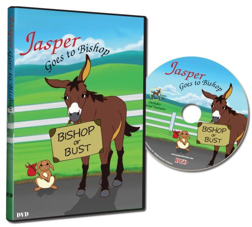 Jasper Goes To Bishop DVD