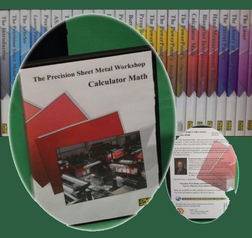 Calculator Mathematics for precision sheet metal