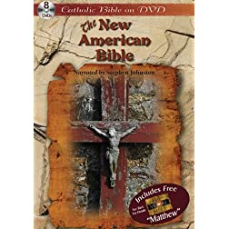 New American Catholic Bible on DVD