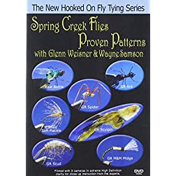 Spring Creek Flies: Proven Patterns