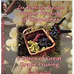 Proper Pruning of Grape Vines (2 discs) [HD DVD]