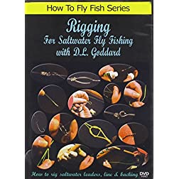 Rigging For Saltwater Fly Fishing