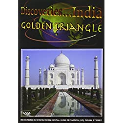 Discoveries India: Golden Triangle