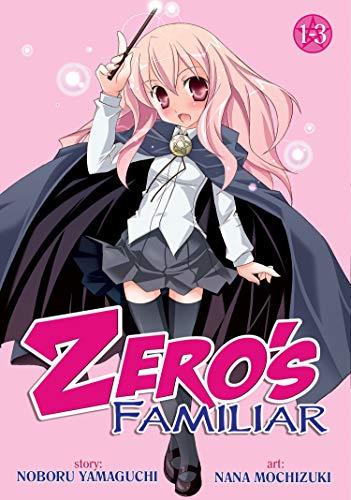 Zero's Familiar Omnibus 1-3-Noboru Yamaguchi