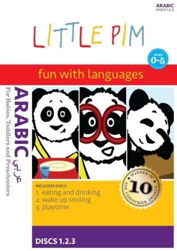 Little Pim 3-Pak (Arabic)