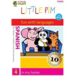 Litle Pim: In My Home (Spanish)