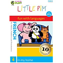 Little Pim: In My Home (French)