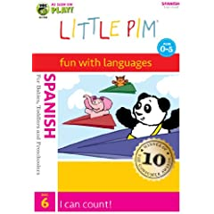Little Pim: I Can Count (Spanish)