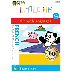 Little Pim: I Can Count (French)