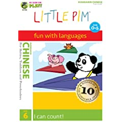 Little Pim: I Can Count (Chinese)