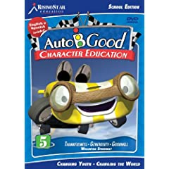 Auto-B-Good Volume 5: Thankfulness, Generosity, Goodwill