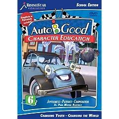 Auto-B-Good Volume 6: Joyfulness, Patience, Cooperation