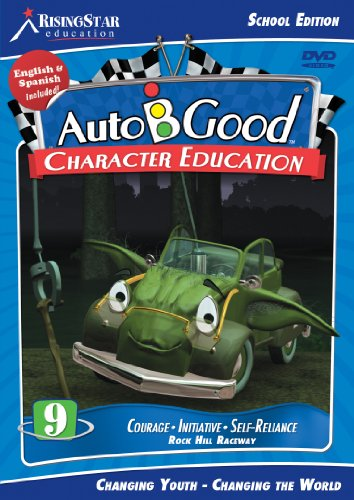 Auto-B-Good Volume 9: Courage, Initiative, Self-Reliance