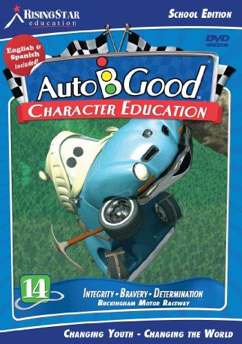 Auto-B-Good Volume 14: Integrity, Bravery, Determination