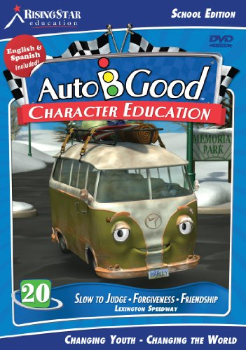 Auto-B-Good Volume 20: Slow to Judge, Forgiveness, Friendship