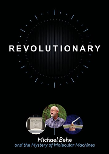 Revolutionary: Michael Behe and the Mystery of Molecular Machines [Blu-ray]