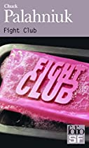 Couverture du livre fight club