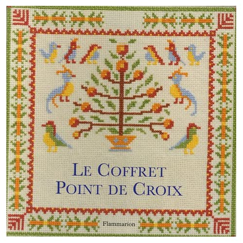 Le Coffret Point de Croix