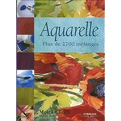 Aquarelle : Plus de 2700 mélanges