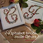 Alphabet brod� : Mille fleurs